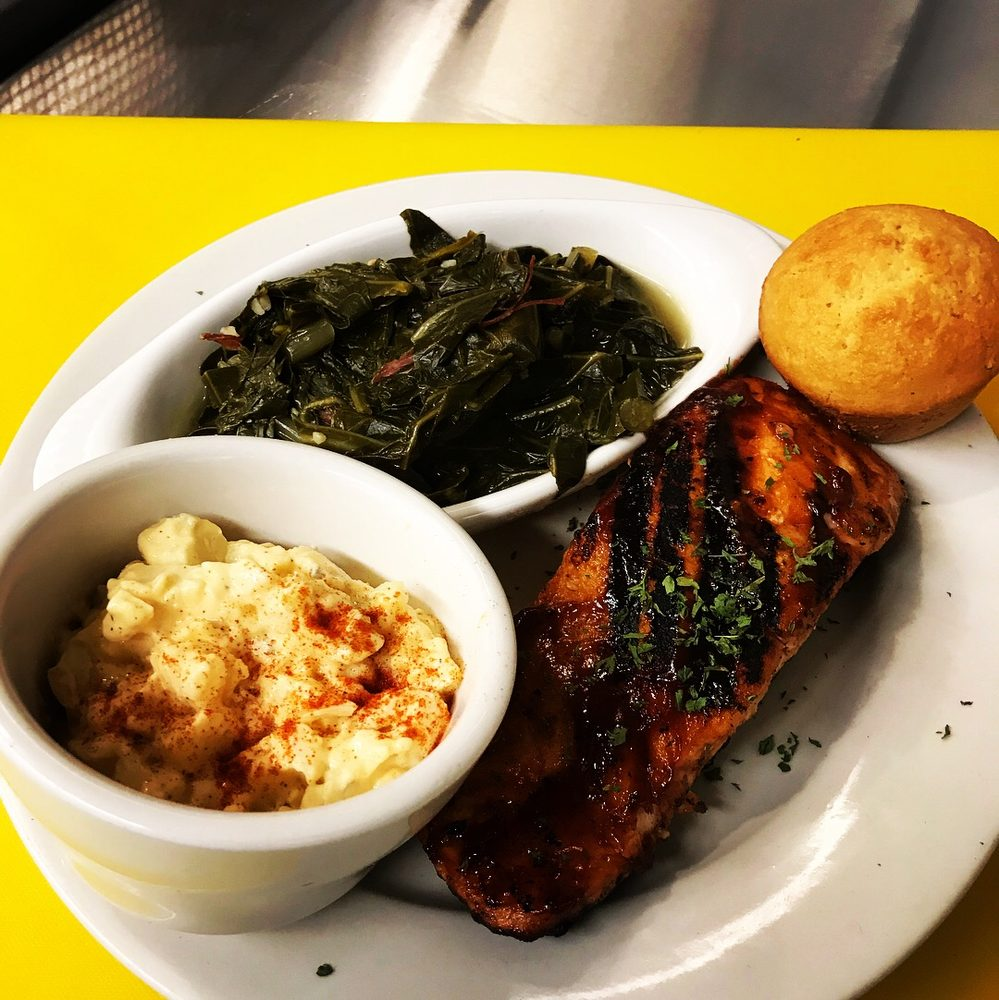 Hot Plate Soul Kitchen: 201 East 3rd St, Bethlehem, PA
