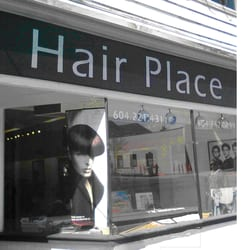 Hair place hairdressers 4311 dunbar street dunbar for 88 beauty salon vancouver
