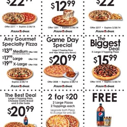 At Pizza Guys, you'll find the best deals on pizza, pasta, wings, salads, and more. Best Offers · Credit Cards · Daily Specials · Hot Deals.