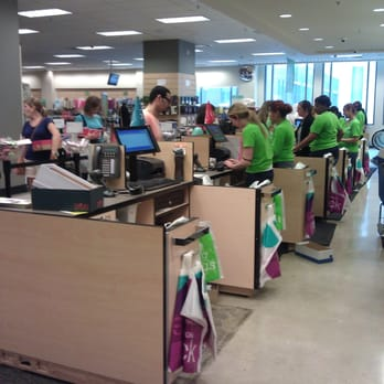 Photo Of Nordstrom Rack Chicago Il United States Busy