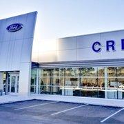 Crest Ford Flat Rock