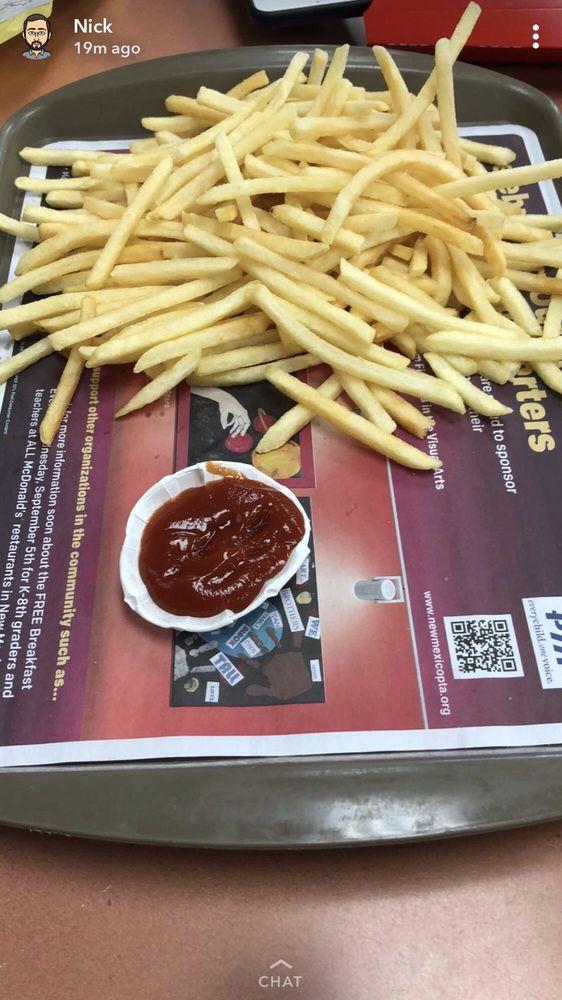 McDonald's: I-40 Exit 102, Acoma Pueblo, NM