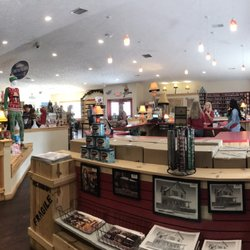 A christmas story house and gift shop