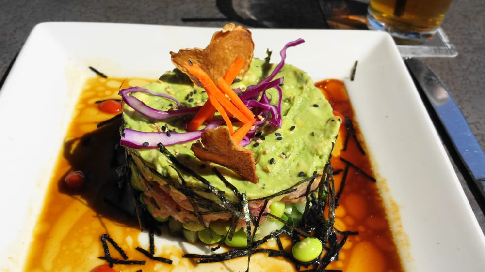 Appetizer Spicy Tuna Roll Yelp