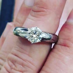Photo Of Cavas Jewelry Paramus Nj United States Enement Rings All Shape