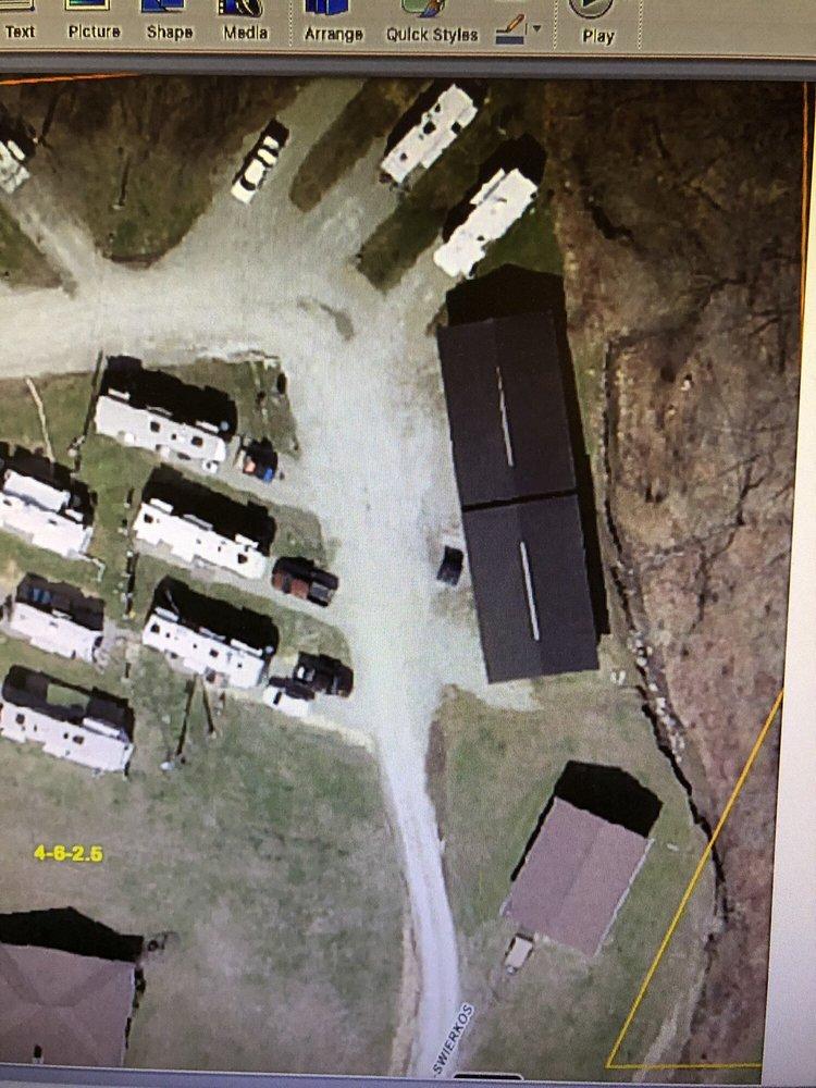 Hidden Hollow Park: 316 Swierkos Dr, Moundsville, WV