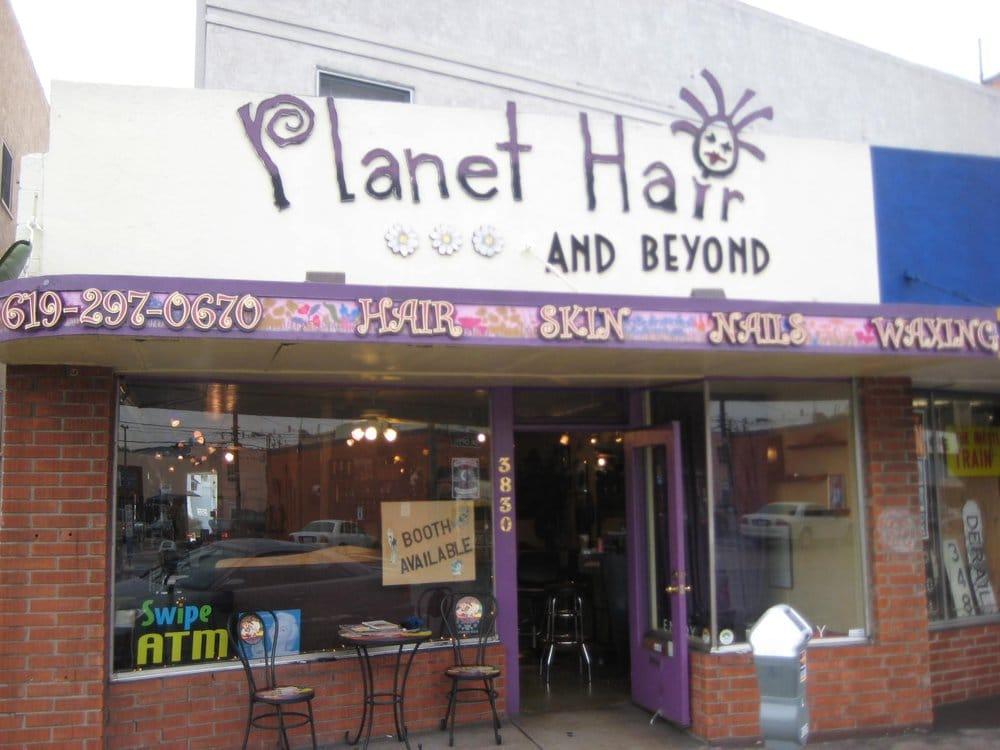 Planet hair beyond salon chiuso 15 recensioni for A salon san diego