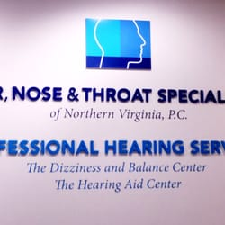 Ear Nose And Throat Specialists Of Northern Virginia 14 Reviews