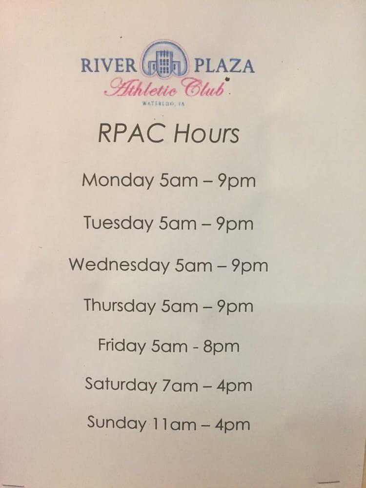 River Plaza Athletic Club