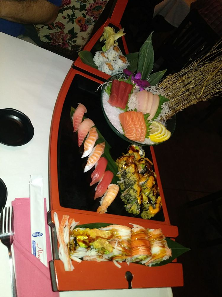 Nagoya Japanese Steakhouse & Sushi