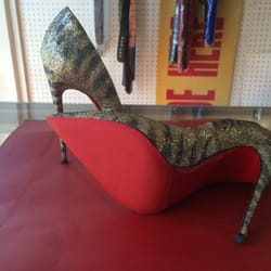 Photo Of Yakov Shoe Repair   Brooklyn, NY, United States. The Louboutin  Collection