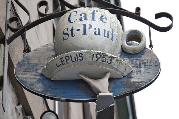 Cafe St Paul