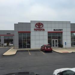 Mceleney Toyota Autohaus 2421 Lincolnway Clinton Ia