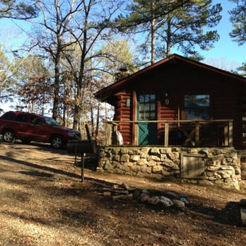 Attirant Photo Of Whip Poor Will Log Cabins   Broken Bow, OK, United