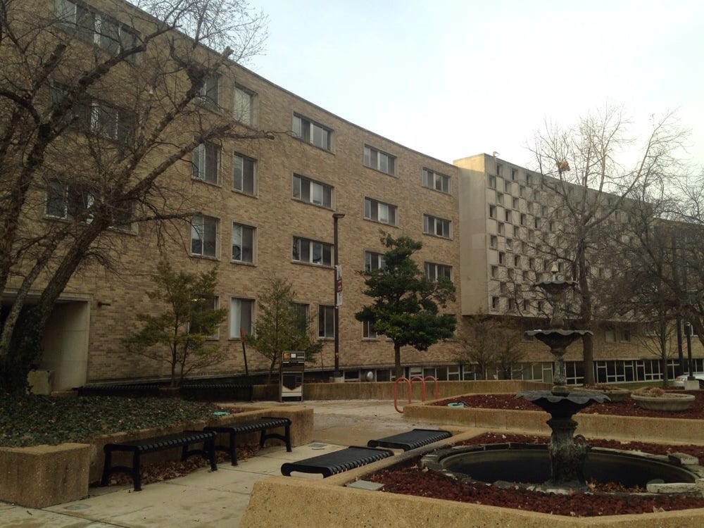 Marillac hall housing the college of education and for Maillesac housse