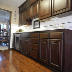 Wichita Cabinet Refacing Co CLOSED Cabinetry S West St - Discount kitchen cabinets wichita ks