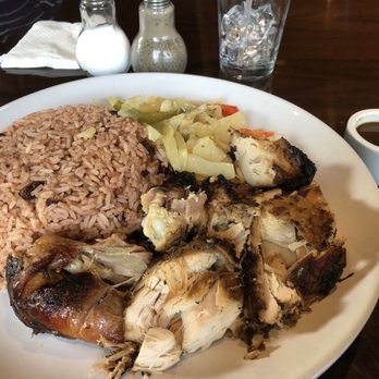 Photo Of Saz Jamaican Restaurant Newington Ct United States Whole Order