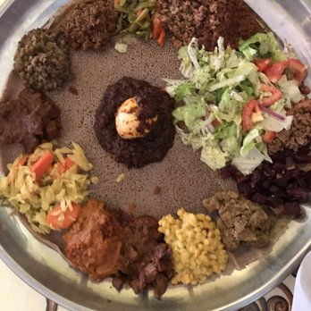 Sheger Ethiopian Restaurant Houston Tx