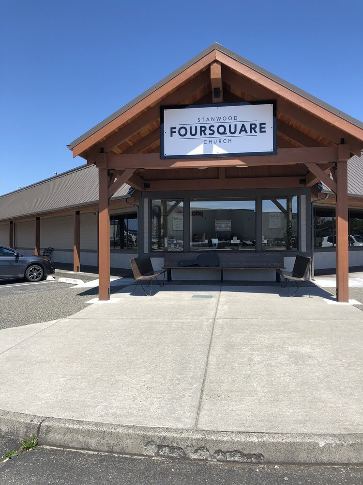 Stanwood Foursquare Church: 27007 90th Ave NW, Stanwood, WA
