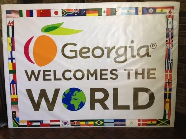 Georgia Visitor Center: 701 I 20 W, Tallapoosa, GA
