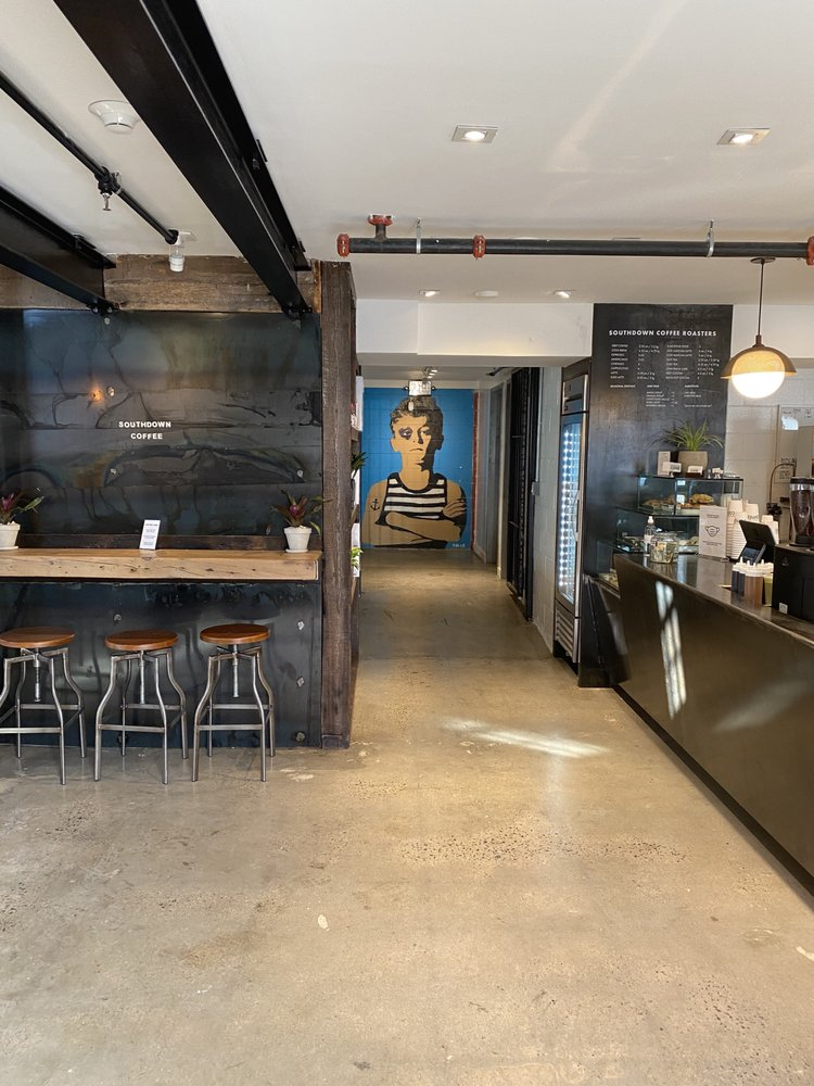 Southdown Coffee Roastery and Cafe: 149 Glen St, Glen Cove, NY
