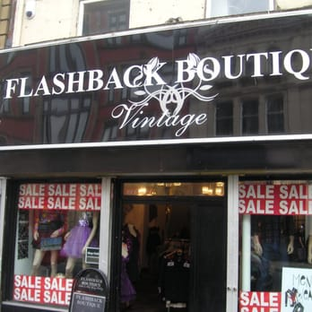 fb0aac8311caa Flashback Boutique - CLOSED - Women s Clothing - 54 Whitechapel ...