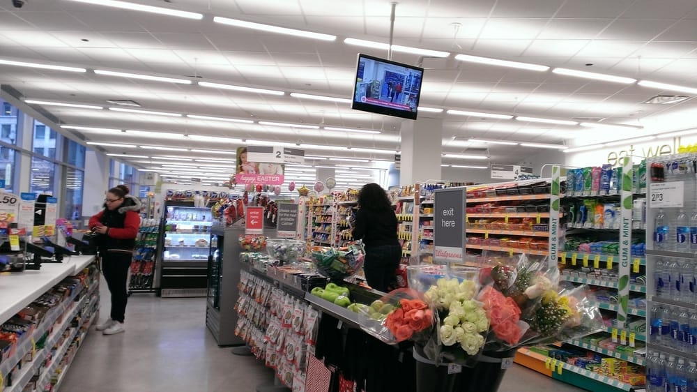 Walgreens: 100 W Randolph St, Chicago, IL