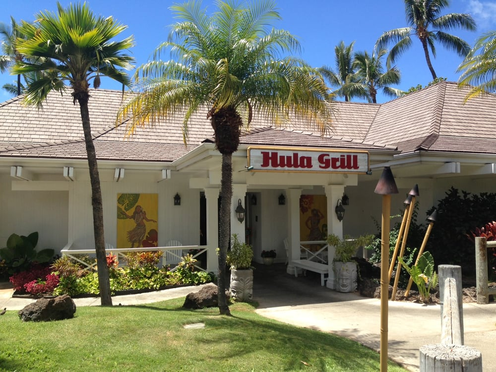 Restaurants Near Kaanapali