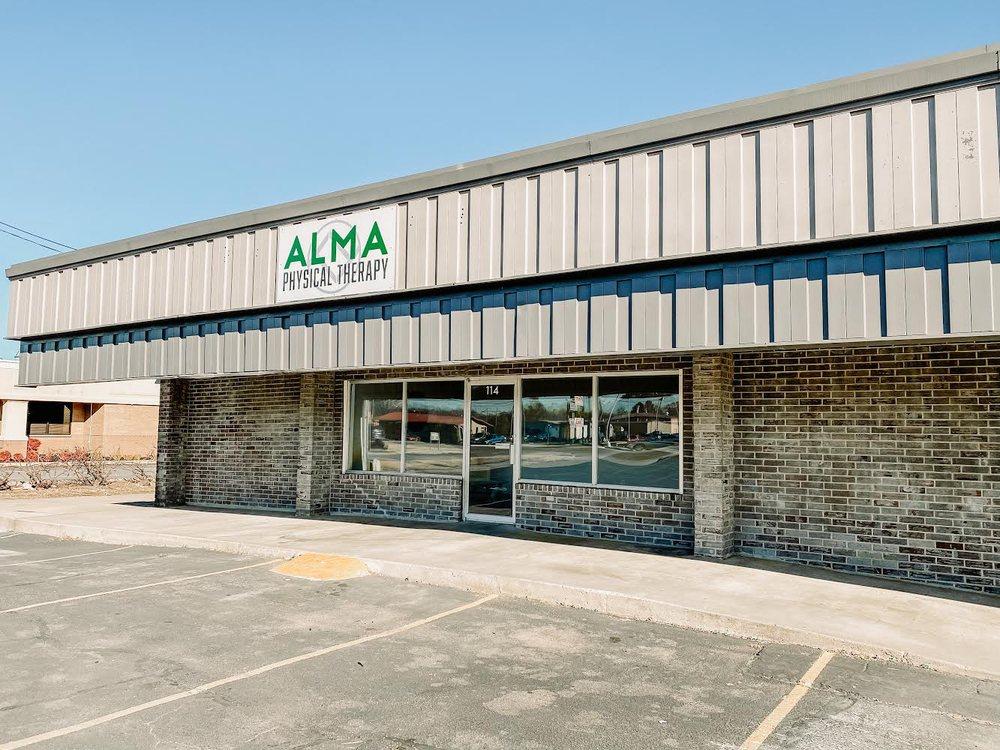 Alma Physical Therapy: 108 Hwy 71 N, Alma, AR