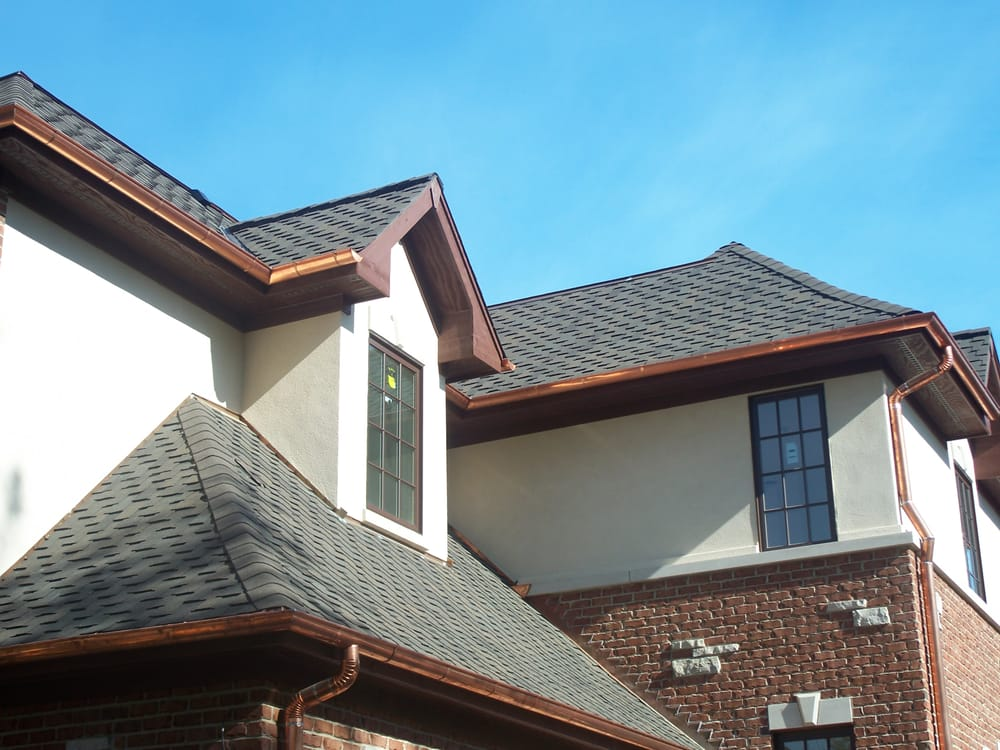 Seamless Copper Gutters In Park Ridge And Entire Chicagoland Yelp