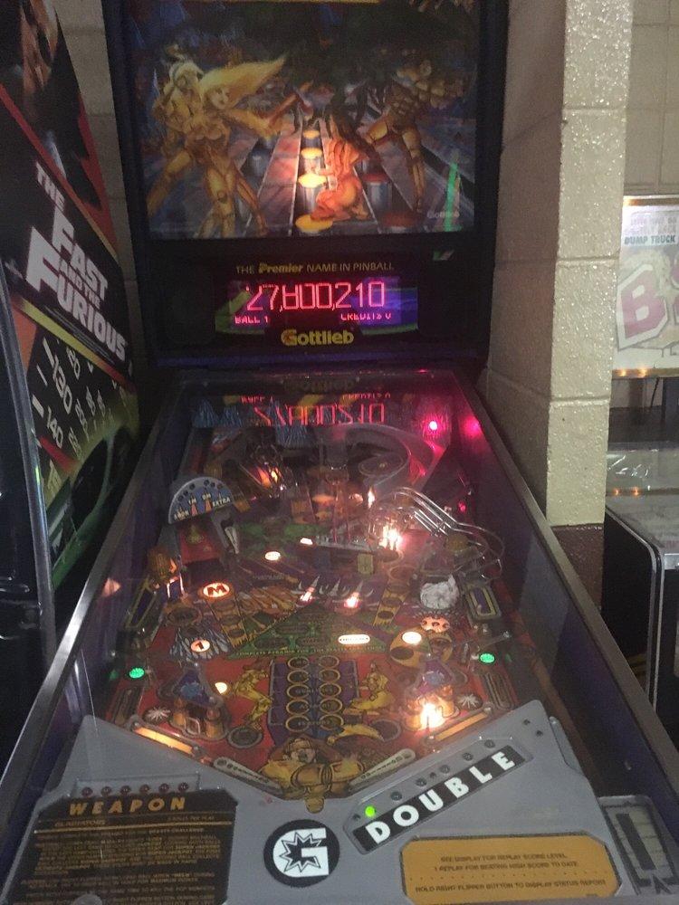 J C Bowling Lanes: 1511 E Court St, Dyersburg, TN
