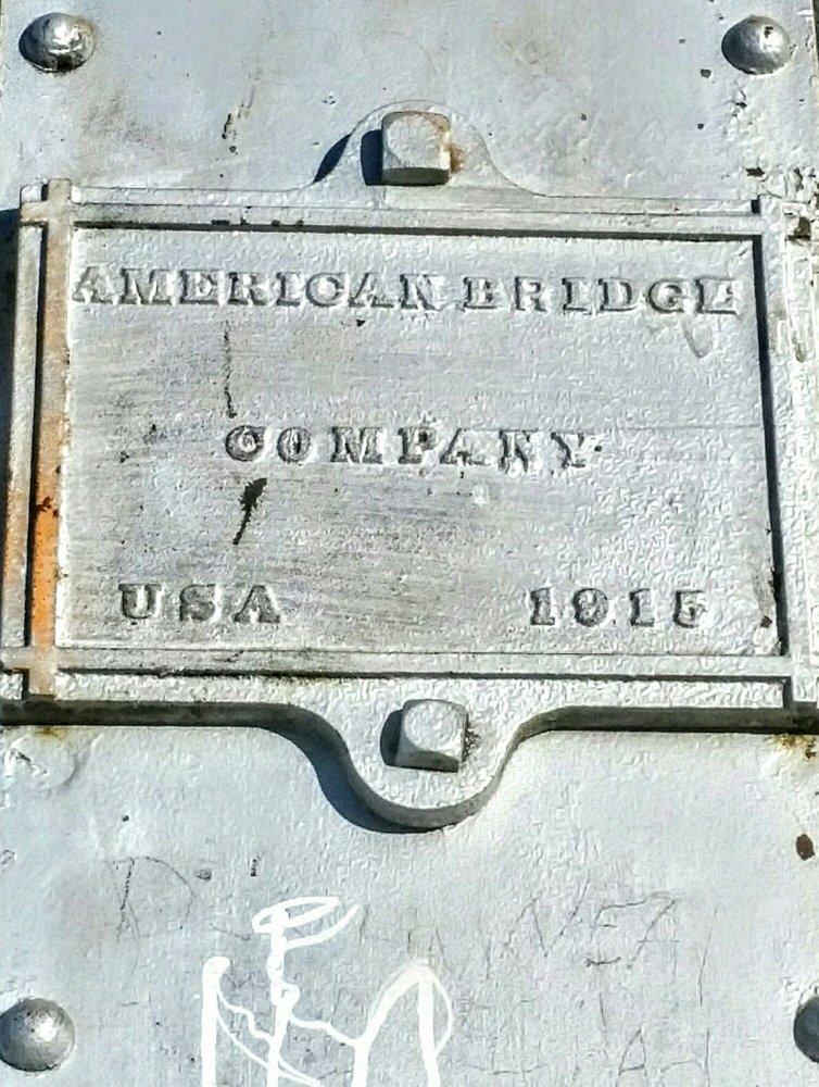 Mount Murphy Bridge: Mt Murphy Rd, Coloma, CA
