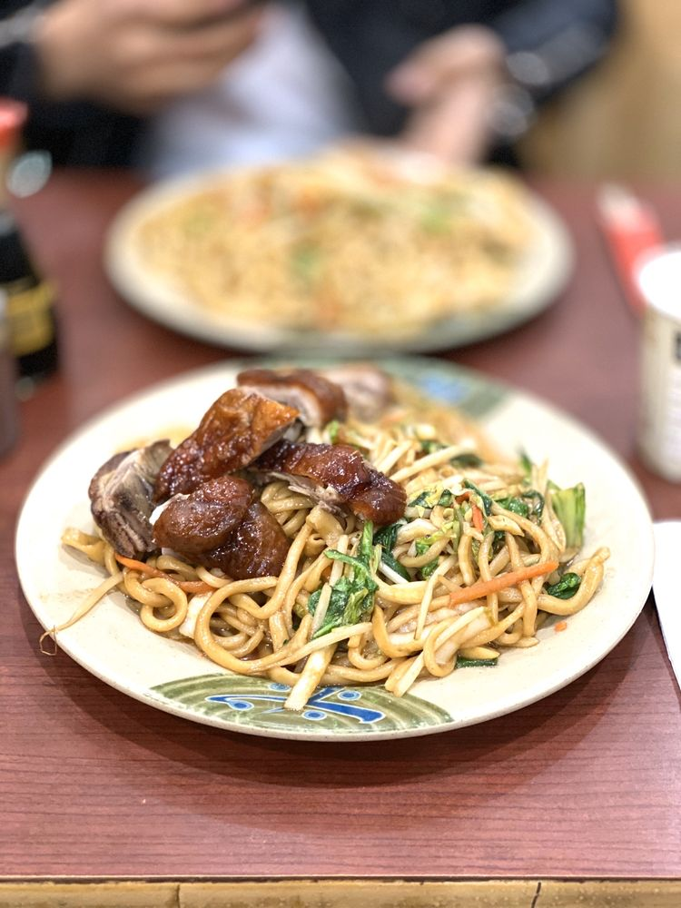 Tasty Hand-Pulled Noodles