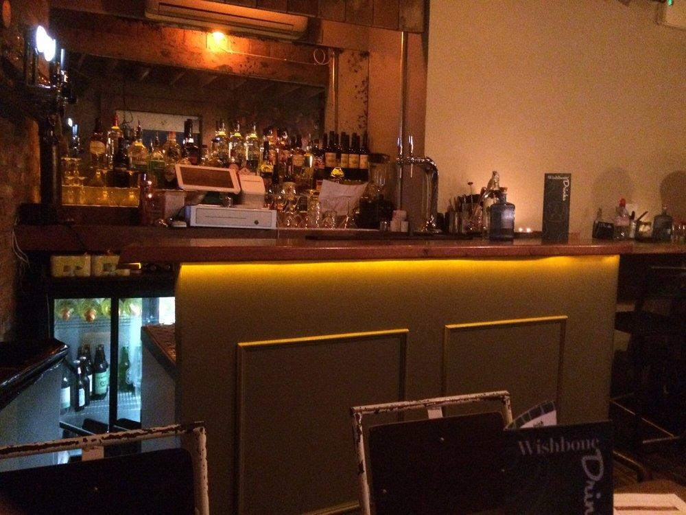 Small Upstairs Bar Area Yelp
