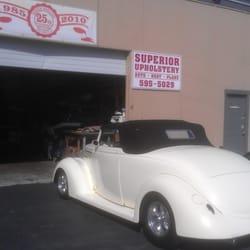 Superior Auto Upholstery 11 Photos 20 Reviews Auto Repair 226 Industrial Rd San Carlos