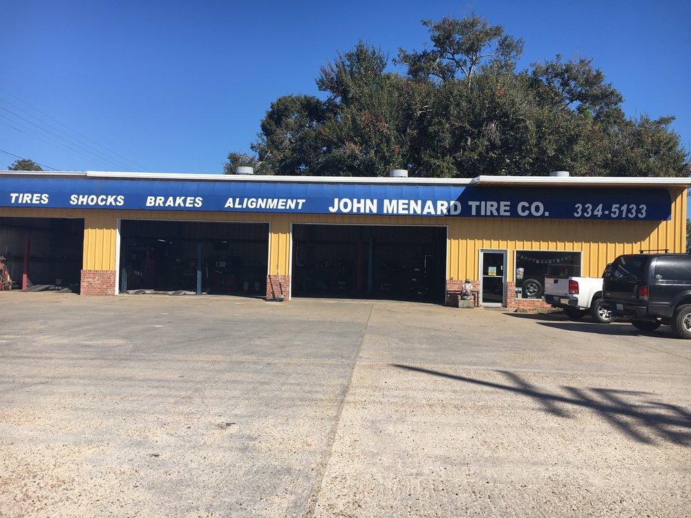 John Menard Tire Company: 412 W Branche St, Rayne, LA