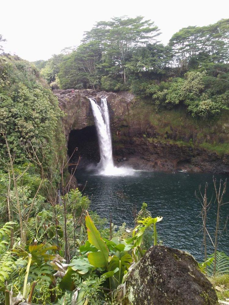 Three Waterfalls Tour: Keaau, HI
