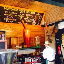 Old San Juan Restaurant Nj Menu