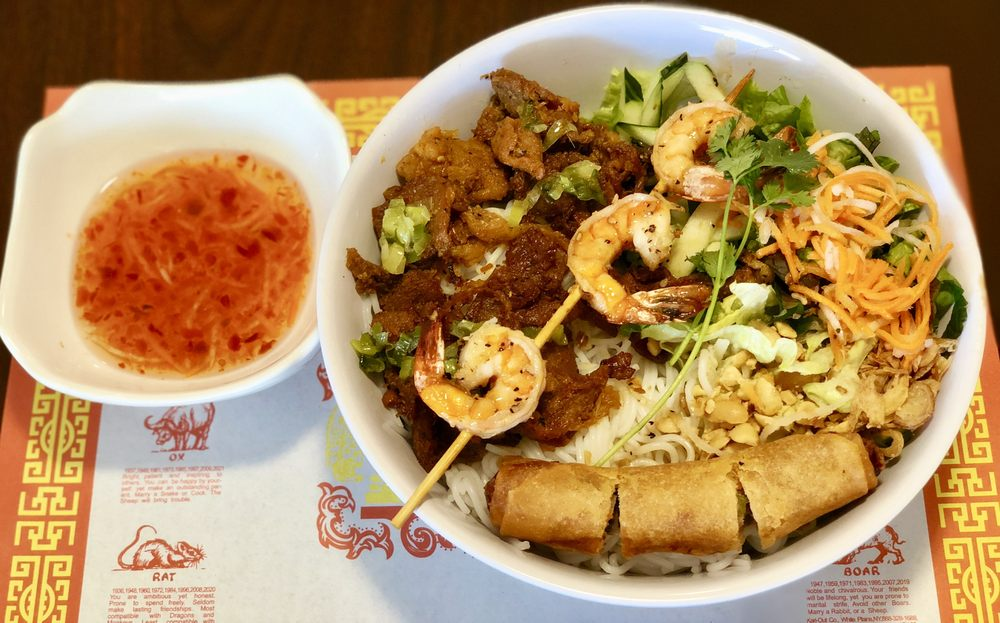 King Pho Vietnamese Cuisine: 524 N Main St, Manteca, CA