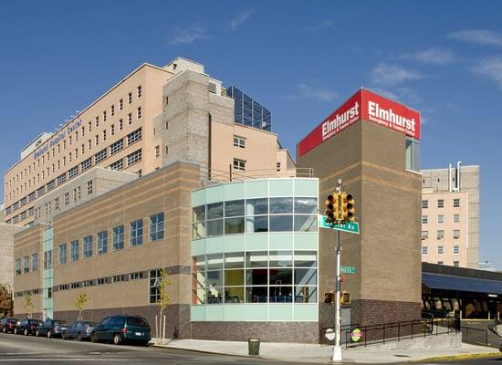 NYC Health + Hospitals/Elmhurst 79-01 Broadway Elmhurst, NY