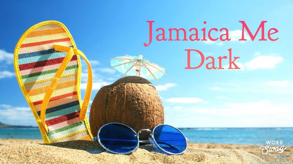 Jamaica Me Dark: 800 N Broadway St, Poteau, OK