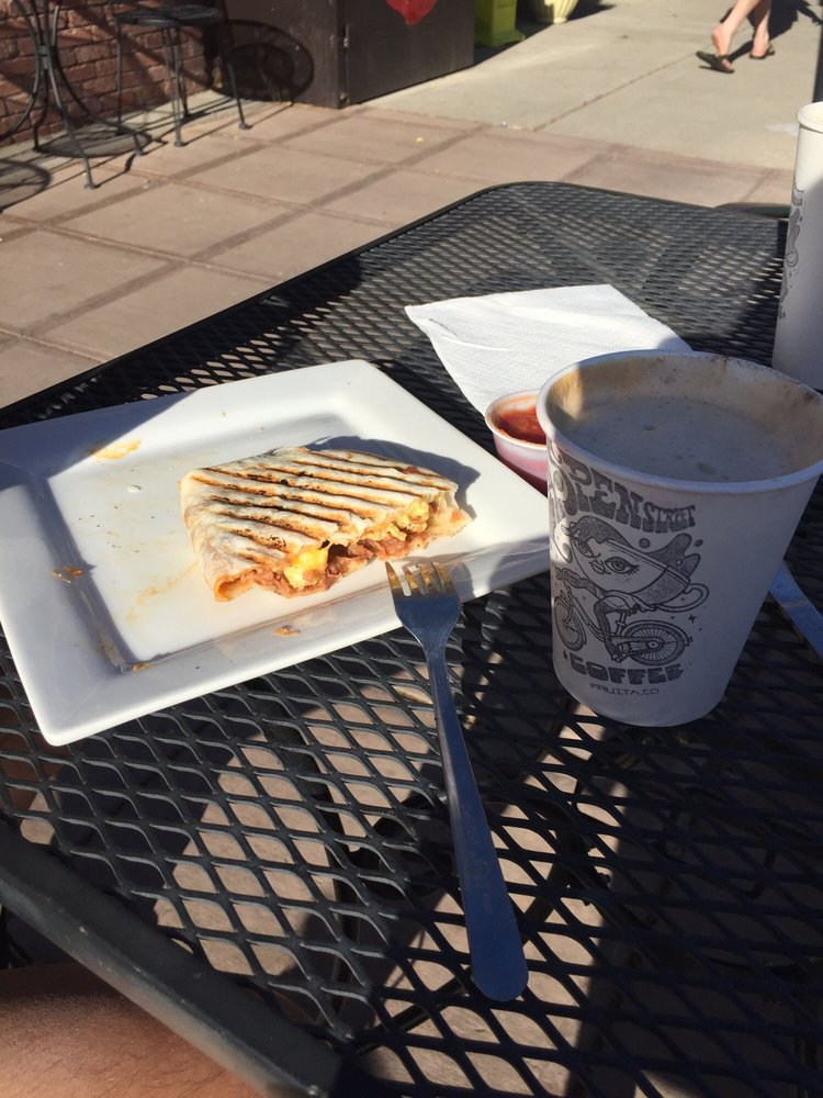 Aspen Street Coffee: 136 E Aspen Ave, Fruita, CO