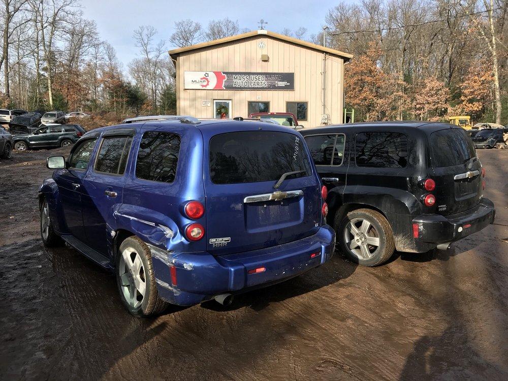 Mass Used Auto Parts: 40 Sam W Rd, Southwick, MA