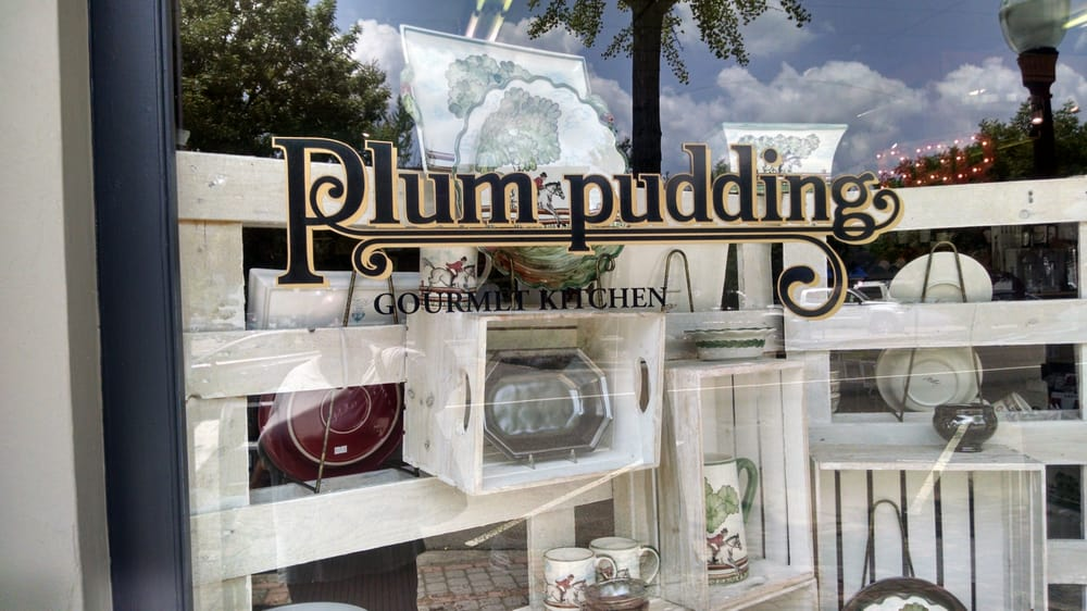 Plum Pudding Gourmet Kitchen Store: 101 Laurens St NW, Aiken, SC
