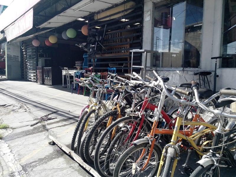Lots of Japanese bikes! - Yelp