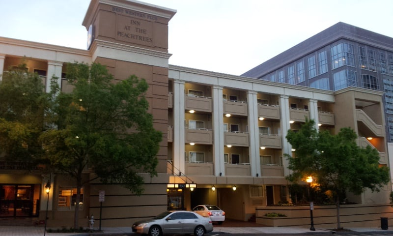 Cheap Hotels On Peachtree Street In Atlanta Ga