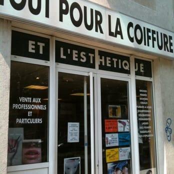 Tout Pour la Coiffure - Produits de beauté & cosmétiques - 36 ave ...
