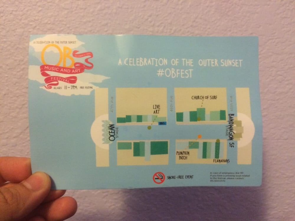 Ocean Beach Music And Art Festival