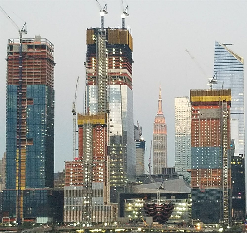 Midtown Manhattan From Hudson River Yelp