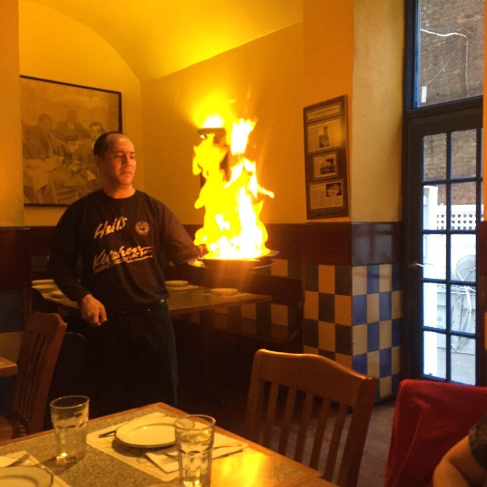 Uncle Nick S Greek Restaurant Hell S Kitchen